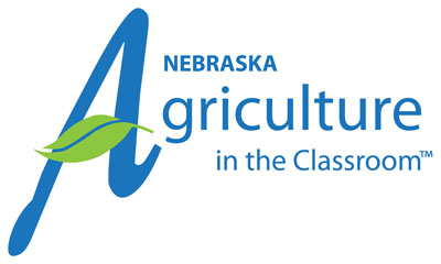Nebraska Agriculture in the Classroom Logo